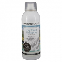 Waterclouds Dry Clean Hairspray Dark 200ml