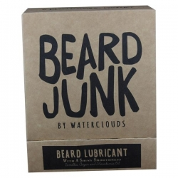 Waterclouds Beard Junk - Beard Lubricant 50ml