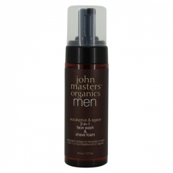 john masters organics MEN 2-in-1 Face & Shave 177ml
