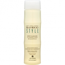 Alterna Bamboo Style Deep Cleanse Clarifying Shampoo 250ml