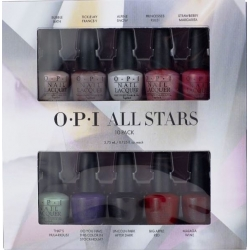 OPI All Stars 10 Pack 10 x 3,75ml
