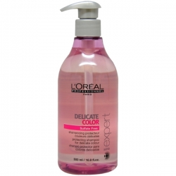 LORÈAL expert Delicate Color Shampoo 500ml