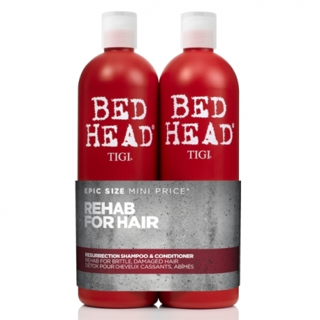 TIGI Bed Head Urban Antidotes RESURRECTION Tweens 2x750ml