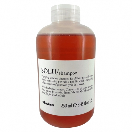 Davines Essential SOLU Shampoo NY 250ml