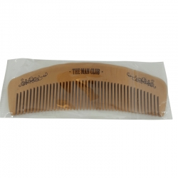 Apothecary87 The Man Club Bamboo Barber Comb