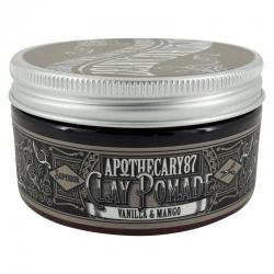 Apothecary87 Clay Pomade Vanilla & Mango 100ml