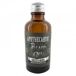 Apothecary87 Beard Oil Vanilla & Mango 50ml