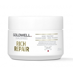 Goldwell Dualsenses Rich Repair Restoring 60sec Treatment 200ml