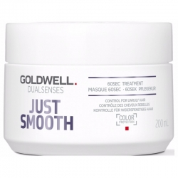 Goldwell Dualsenses Just Smooth Taming 60sec Treatment 200ml
