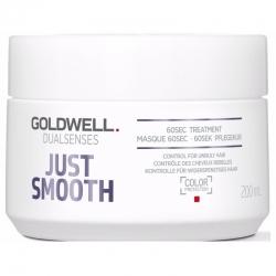 Goldwell Dualsenses Just Smooth Taming 60sec Treatment 200ml