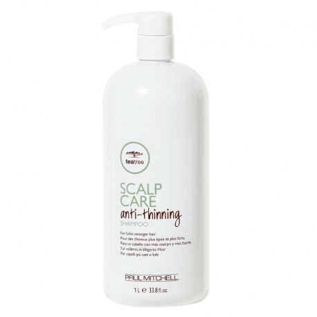 Paul Mitchell Tea Tree Scalp Care Anti-Thinning Shampoo 1000ml