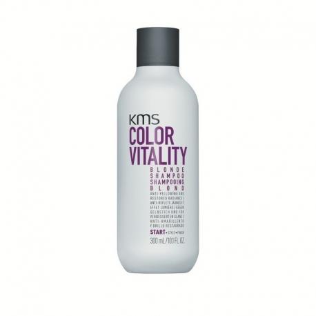 KMS Colorvitality Blonde Shampoo 300 ml ny