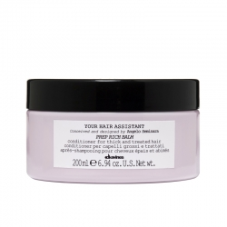 Davines Your Hair Assistant Prep Rich Balm Conditioner 200ml