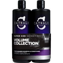 TIGI Catwalk Your Highness Tweens 2x750ml u/p