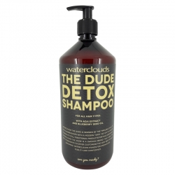 Waterclouds The Dude Detox Shampoo 1000ml