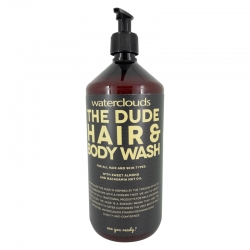 Waterclouds The Dude Hair & Body Wash 1000ml