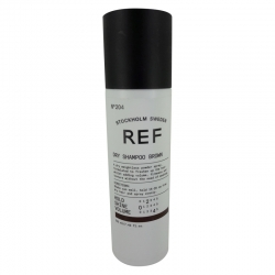 REF Dry Shampoo Brown No 204 220ml