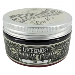 Apothecary87 1893 Shave Cream  Sandalwood & Vanilla sent 100ml