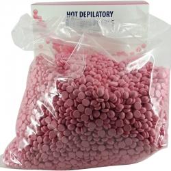 Voksperler 1 kg Pink