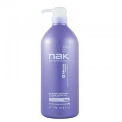 NAK Blonde Shampoo 1000ml