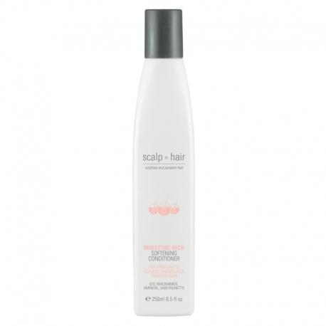 NAK Scalp To Hair Moisture Rich Softening Conditioner 250ml