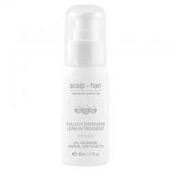 NAK Scalp To Hair Follicle Energiser Leave-In Treatment 50ml