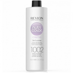 Revlon Nutri Color Creme 1002 White Platinum 750ml