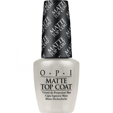OPI Matte Top Coat NT T35 15ml