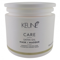 Keune Care Satin Oil Masque 200ml