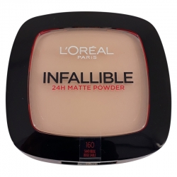 LORÈAL Foundation Infallible 24h Matte Powder 160 Sand Beige 9g