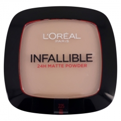 LORÈAL Foundation Infallible 24h Matte Powder 225 Beige 9g