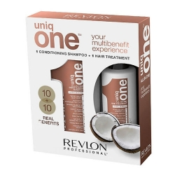 Uniq One All in One Conditioning Shampoo Coconut + Treatment Duo Pack