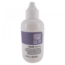 Urban Tribe 02.51 Smooth Treatment Oil 100ml