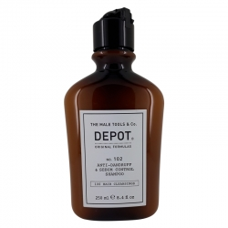 Depot No. 102 Anti-Dandruff & Sebum Control Shampoo 250ml