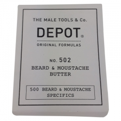 Depot No. 502 Beard & Moustache Butter 30ml
