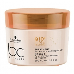 Schwarzkopf BC Bonacure Time Restore Q10 Treatment Cell Perfection 200ml