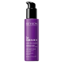Revlon Be Fabulous Hair Recovery Damaged Hair Ends Repair Serum 80ml