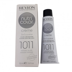 Revlon Nutri Color Creme 1011 Intense Silver 50ml