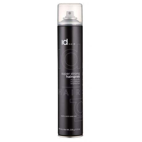 Id Hair Super Strong Hairspray 500ml