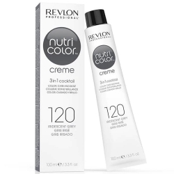 Revlon Nutri Color Creme 120 Iridescent Grey 100ml