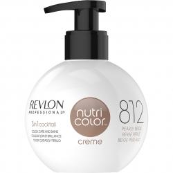 Revlon Nutri Color Creme 812 Pearly Beige 270ml