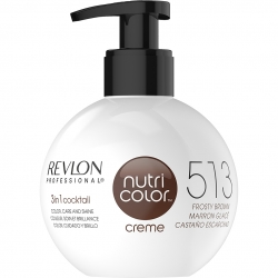 Revlon Nutri Color Creme 513 Frosty Brown 270ml