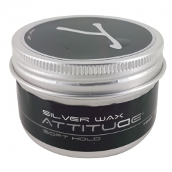 TronTveit Attitude Silver Wax Soft Hold 100ml