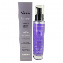 Nook Bfree Starlight Blonde Serum 100ml