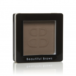 Beautiful Brows Eyebrow Powder Dark Brown