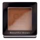 Beautiful Brows Eyebrow Powder Light Brown