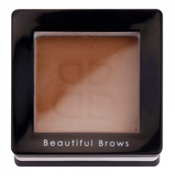Beautiful Brows Eyebrow Powder Light Brown