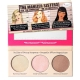 The Balm The Manizer Sisters The Luminizers 3 stk sæt 30g