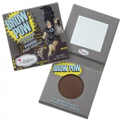 The Balm Brow Pow Eyebrow Powder Dark Brown 0,85g