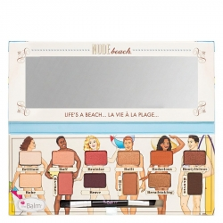 The Balm Nude Beach Vol. 3 Palette 9,6g